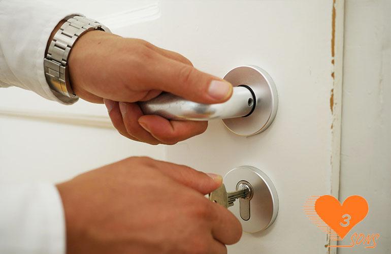 Motivos para cambiar la cerradura principal de tu puerta