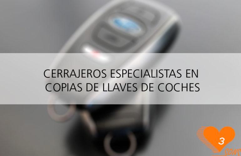 Codificación de llaves y mandos para coches en Madrid