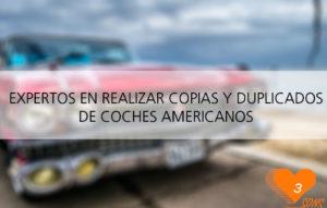 Copia y duplicado de llaves para coches americanos